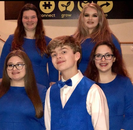 BCHS Choir Students Named to All Festival Honor Choir